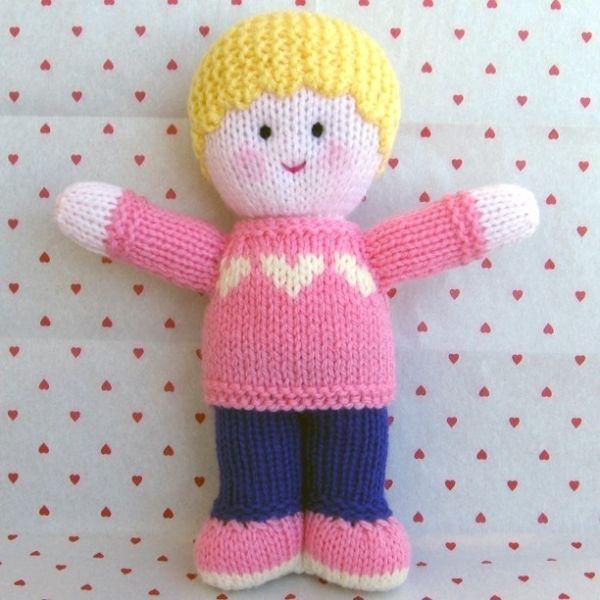 Örgüden oyuncak bebek  modelleri ve yapılışı