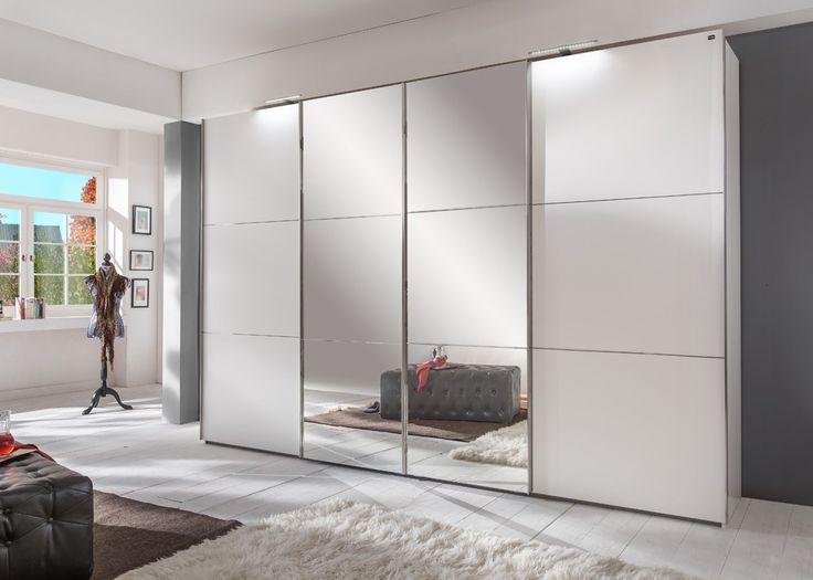 Elegant Kleiderschrank Escape Alpinwei Spiegel Buy now at https