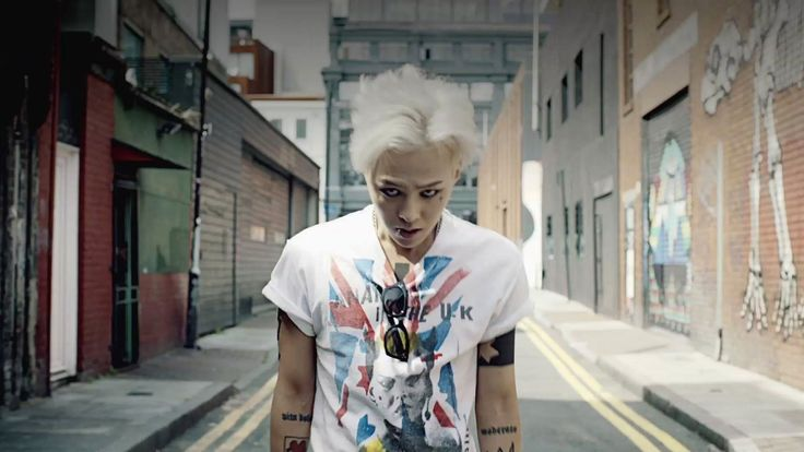 #GDRAGON - 삐딱하게 ( #CROOKED ) M/V  Take away such a thing as love  Tonight, I'll be crooked