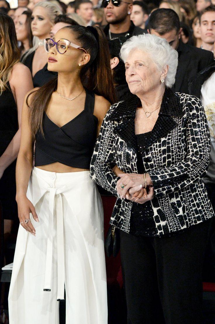 Ariana Grande et Marjorie Grande