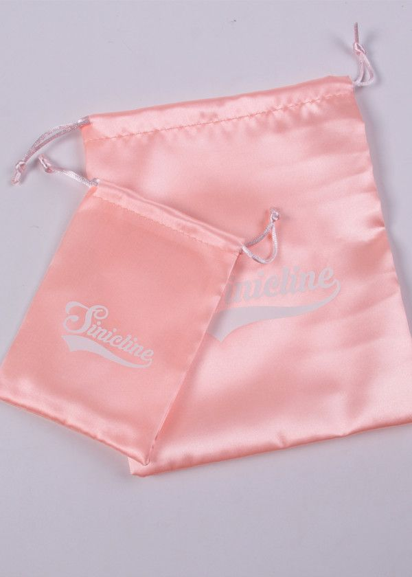 Custom drawstring bags in different sizes. Order now at http://snpackage.com/. #drawstringbags #packaging #branding