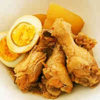 うまうま鶏手羽元と大根の甘辛さっぱり煮♪