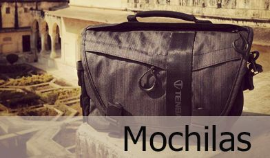 Las Mochilas Tenba están diseñada para adaptarse a las necesidades de los fotógrafos todo terreno que se desplazan en bicicleta por la ciudad y necesitan tener su equipo protegido de las inclemencias del tiempo