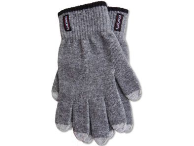 Everybody could use a pair of these! The Concepts Wool Touchscreen Gloves keep your fingers warm in the winter months, and let you access and control your touchscreen devices without taking them off!