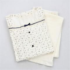 [ 28% OFF ] Nightwear Breastfeeding Clothes Pajama Maternity Pigiama Donna Allattamento Nightgown Pregnant Breast Feeding Clothes 70M053