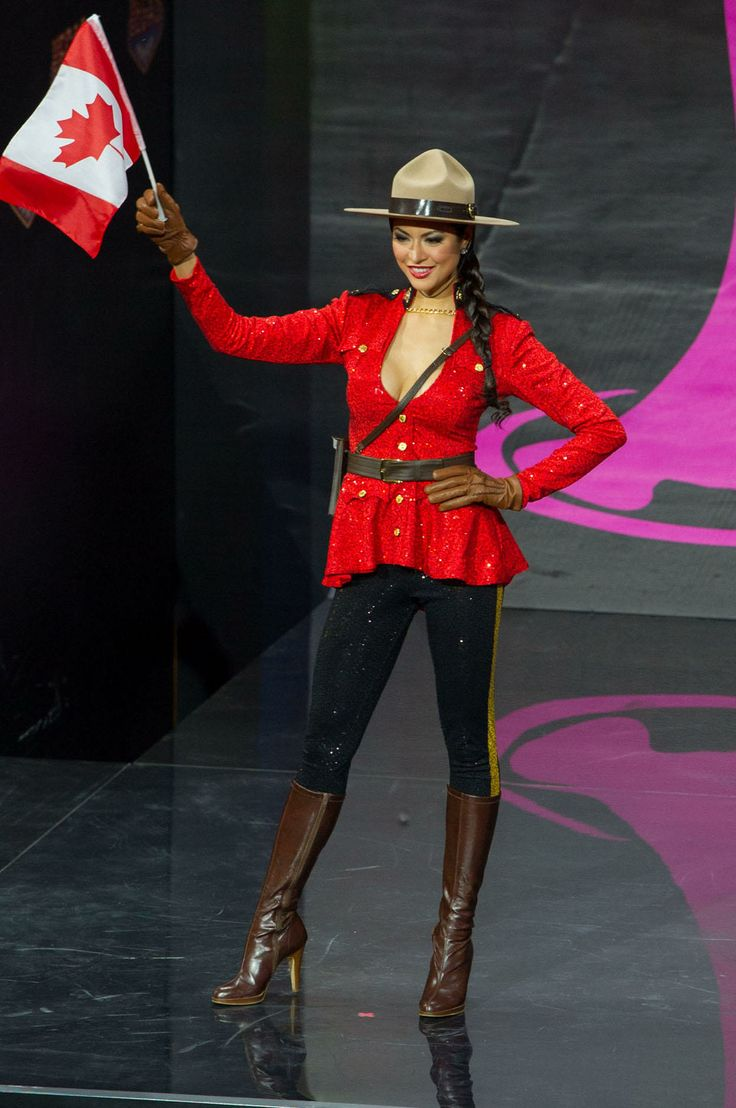 2013 miss universe national costume show miss canada riza santos we are - Universe Halloween Costume