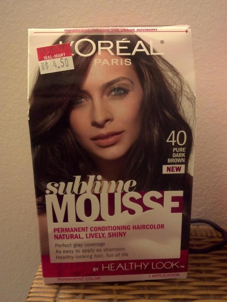 Review - L'Oreal Sublime Mousse