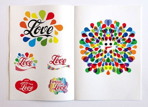 loveDesign Inspiration, Sketchbooks Pages, Coke, Colors, Cocacola, Graphics Design, Coca Cola, Book Illustration, Marcus Walter