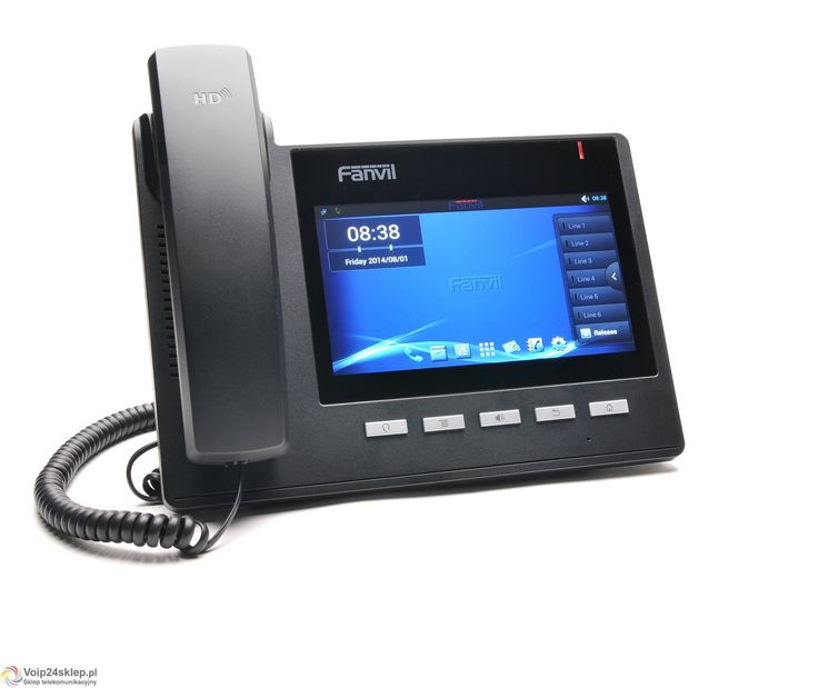 Best Designed  Line Voip Phones