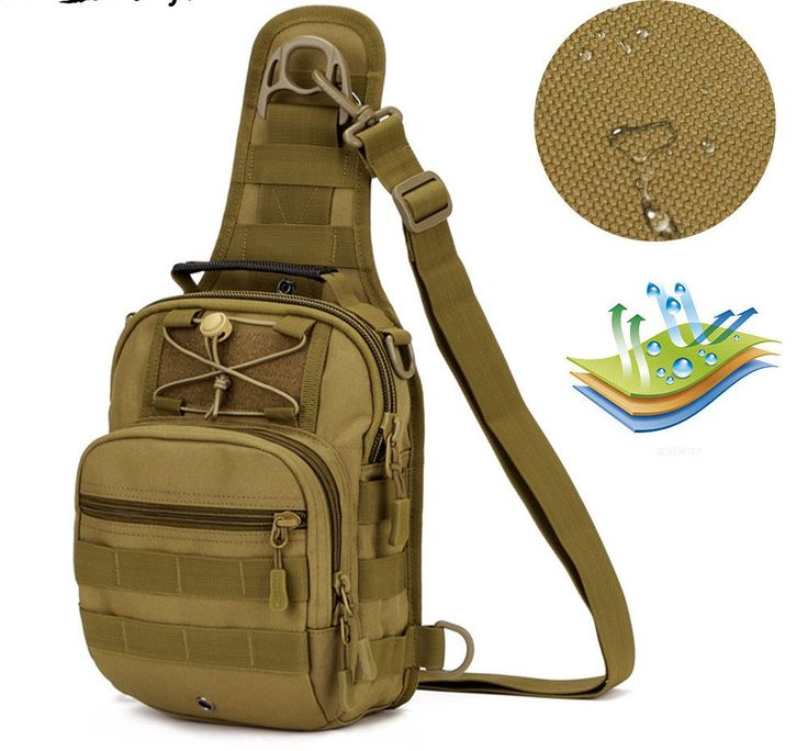 1000D Tactical Sling Single Shoulder bag Molle Fishing Hiking Hunting Sports Bag Chest body Tactical Backpack //Price: $33.99 & FREE Shipping //     #tacticalgear #survivalgear #tactical #survival #edc #everydaycarry #tacticool #hunting #camping #outdoors #pocketdump #knives #knifeporn  #knife #army #gear #freedom #knifecommunity #airsoft
