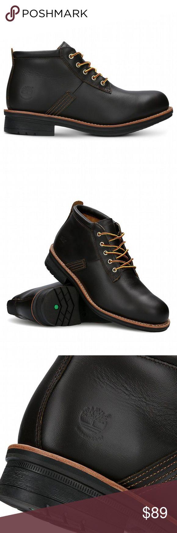 Timberland Mens Westbank Chukka WP Boot A18KN Timberland Mens Westbank Chukka Waterproof Boot A18KN Dark brown Timberland Shoes Chukka Boots