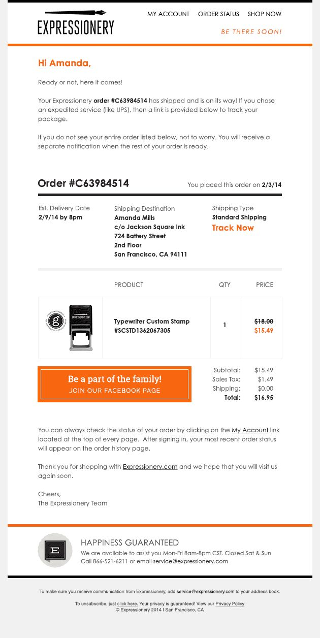 delivery confirmation receipt template selo l ink co