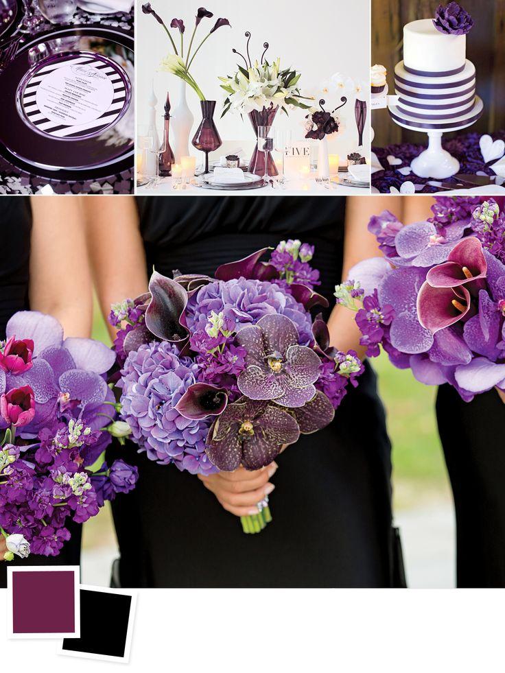 1000+ Ideas About Eggplant Wedding Colors On Pinterest
