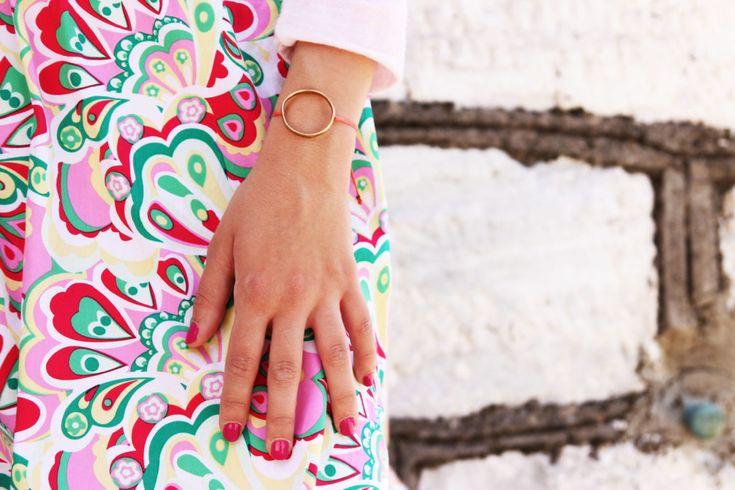 #floral #double #midi #skirt #handmade #madeforyou