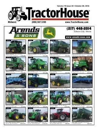 TractorHouse.com | Used Tractors For Sale: John Deere, Case IH, New Holland, Kubota.