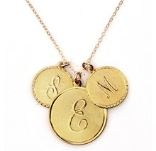 Moon & Lola Dalton Personalized Charms, 50% Off, Lucky Breaks Price: $34 http://www.luckymag.com/blogs/luckyrightnow/2012/09/DOTD-Moon-and-Lola-Dalton-Charm-NecklacesLucky Magazine
