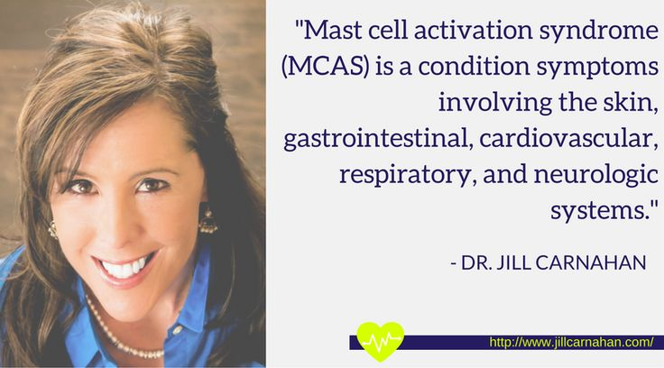 What is mast cell activation syndrome (MCAS)?  #mold #toxicmold #health #FunctionalMedicine #toxic #toxins