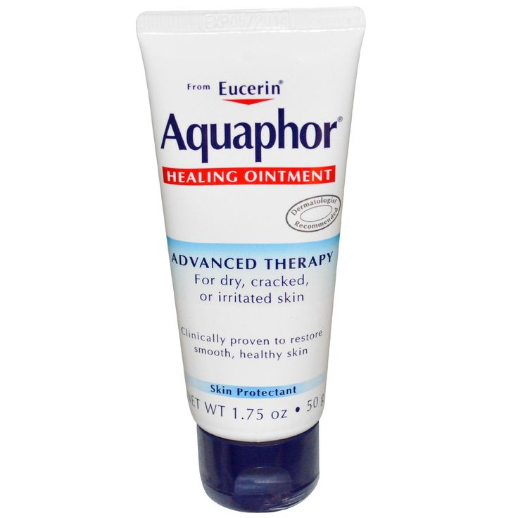 Aquaphor healing ointment skin protectant 175 oz 50 g