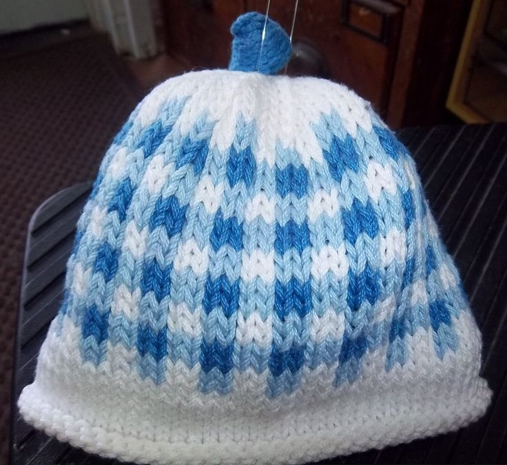 Plaid Knitting Patterns
