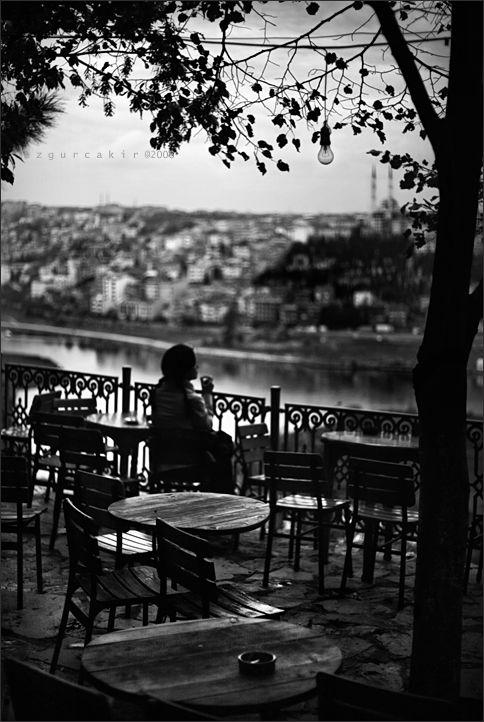 Eylül 2008  Pierre Loti Tepesi  Eyüp, İstanbul