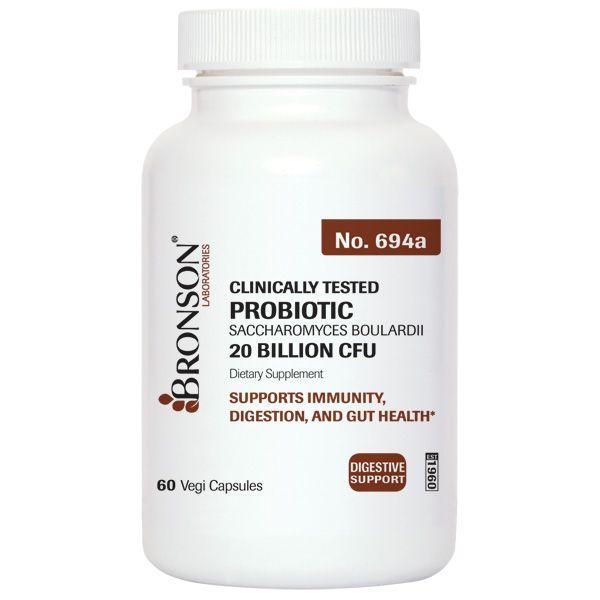 Probiotic Saccharomyces Boulardii