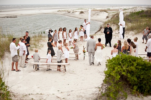 4 saint simons island wedding east beach a bit of a for East coast beach wedding locations