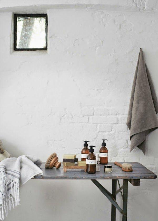 bathroom inspiration Hege in France TOAST