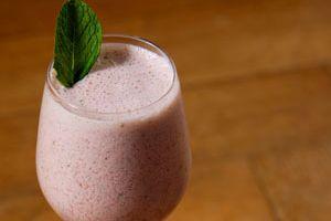 aardbeien milkshake - Jeroen Meus