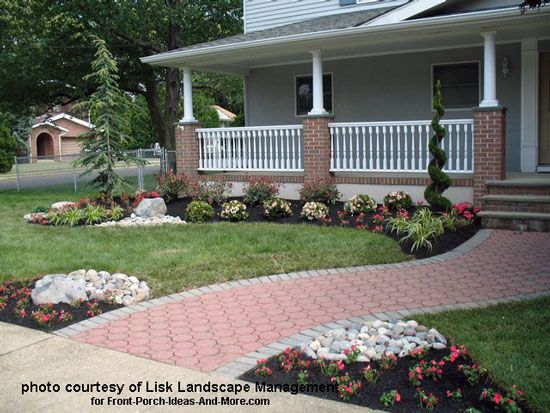 54 best images about fpi network podcasts on pinterest for Small front porch landscaping ideas
