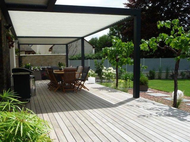 Quel Materiau Pour Ma Terrasse Prix Avantages Et Inconvenients Lame Terrasse Bois Terrasse Amenagement Exterieur
