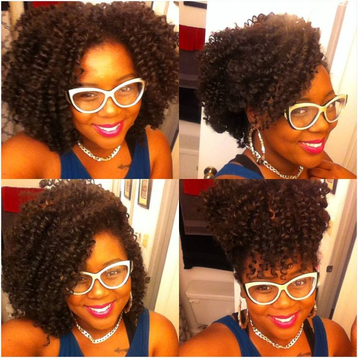 Great Curly Style Crochet Braids Crochet Braid Curly