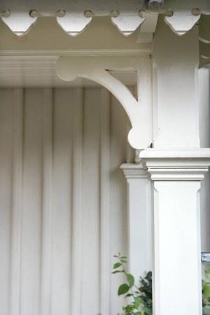 Decorate your porch. http://www.wholesalemillwork.com/corbels/brktpage/bktarch.html