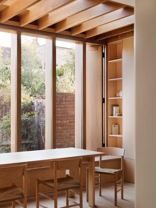 Dewsbury Road London O Sullivan Skoufoglou Architects Archinect Minimalism Interior Interior Design Home