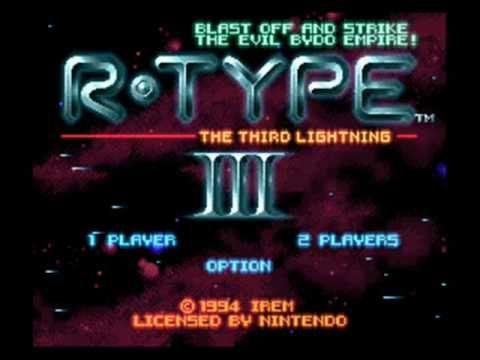 R-Type III SNES Music - Returned Soldier - YouTube