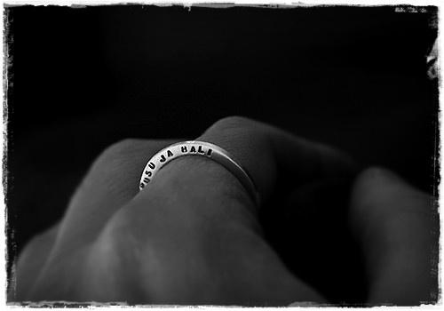 Handmade #ring by Pako korut.