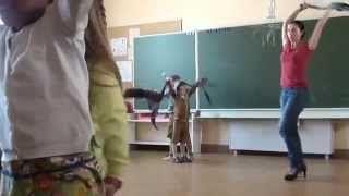 de vulkaan schrijfdans muziek - YouTube