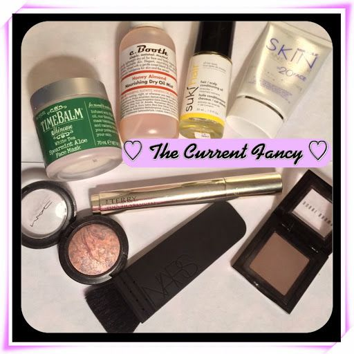 New post.  The Current Fancy. Products that are presently making me happy. #bblogger #beauty #reviews #byterry #nars #bobbibrown #MAC #suki #sarahmcnamara #thebalm #cosmetics #favorites  www.thesassyblogger.com