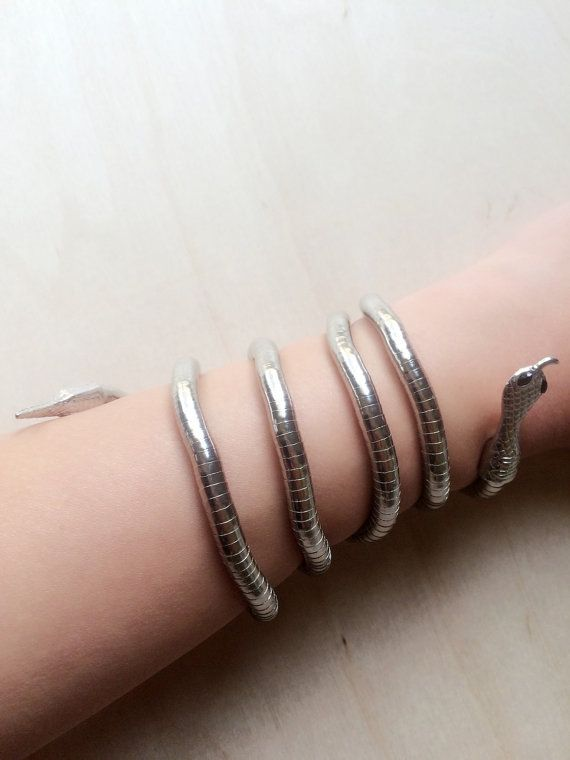 Isabelle Lightwood Stele Bracelet Electrum Whip Serpent Cuff City of Bones The Mortal Instruments Shadowhunters MI-10
