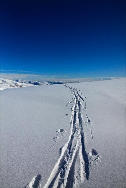guide my way home....Skispor by caks1, via Flickr