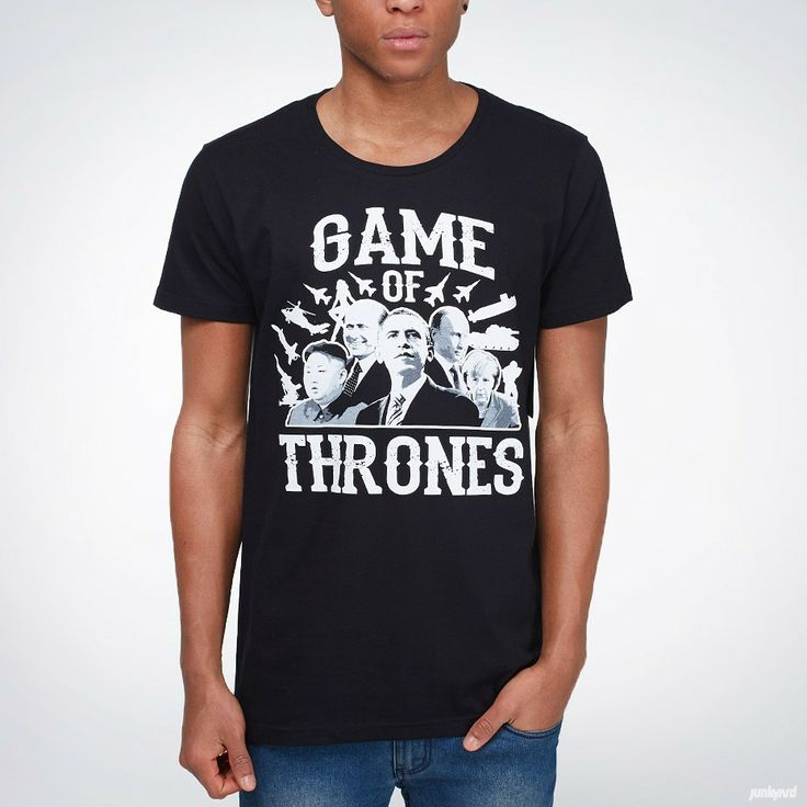 T-skjorte fra Rock Paper Scissors.