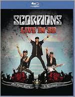Scorpions: Live in 3D - Get Your Sting & Blackout