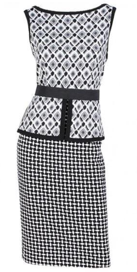 Peplum Fashion Dresses