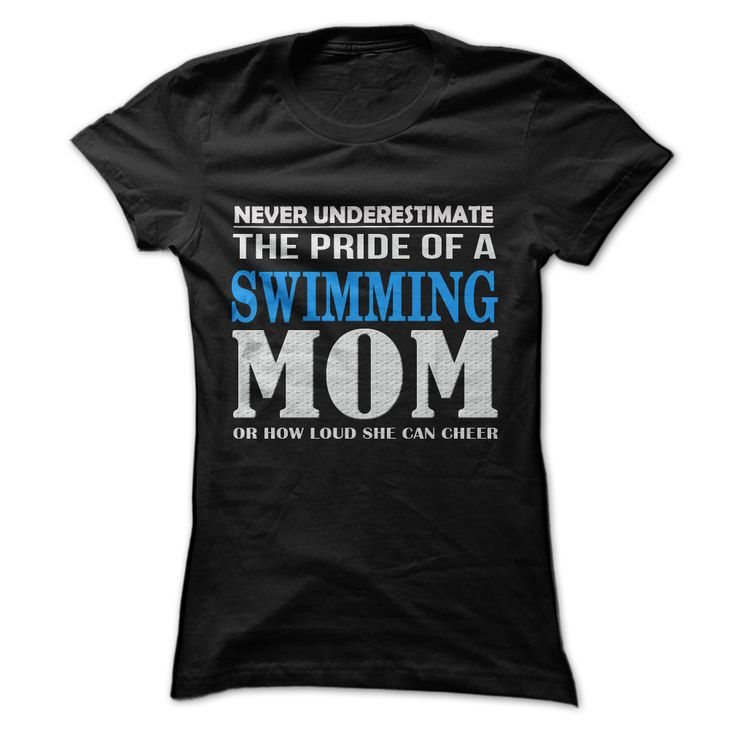 SWIMMING MOM T-Shirts, Hoodies. Check Price Now ==►…