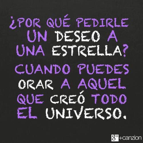 Imagen vía We Heart It https://weheartit.com/entry/141851019 #deseo #desire #estrellas #universo #dios #oracion