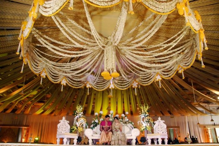 An Elegant Telegu Wedding in Hyderabad : RV and Sindhura!
