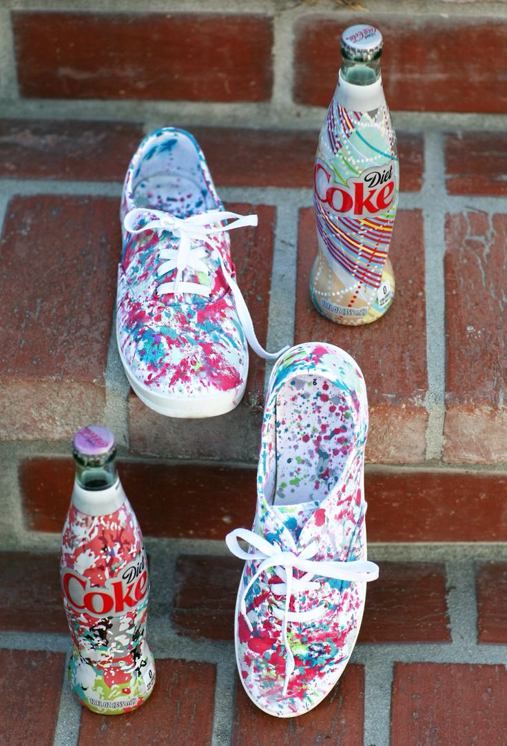27 best splatter hand painted shoe ideas images on pinterest