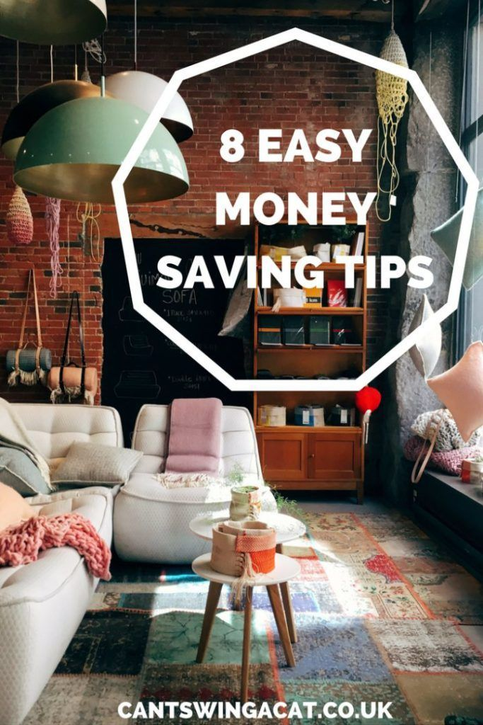 Can't Swing a Cat - 8 Ways To Save Money On Everything From Household Bills To…