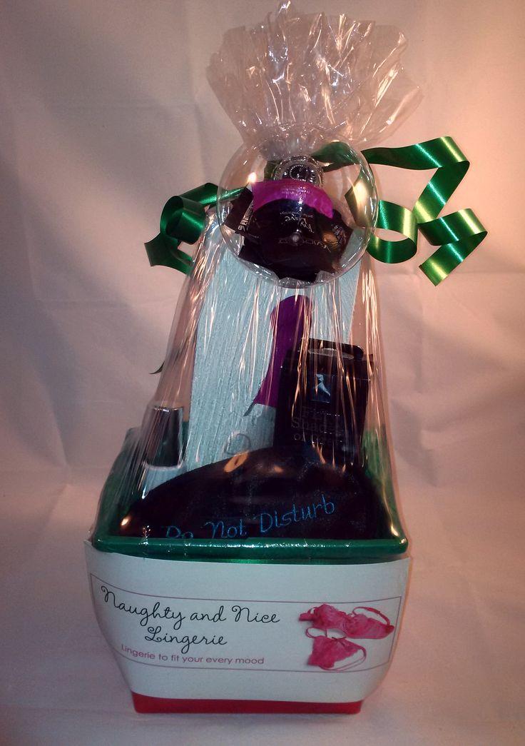 Lingerie Gift Baskets 59