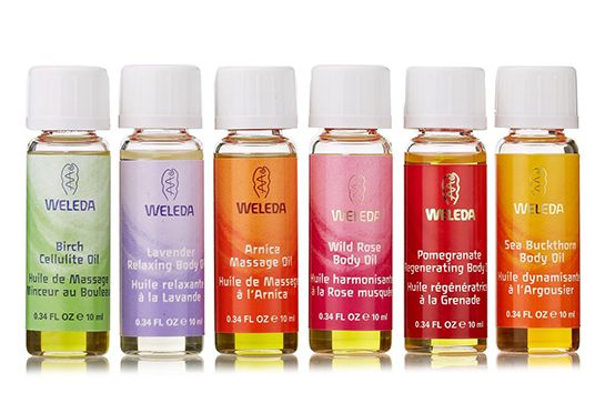 In our minds, body oils are the beauty equivalent of lingerie: Slinky, silky, and they make you feel pretty damn fine in your own skin. Weleda's luscious oils are equal parts pampering and efficacious for your mind and body, thanks to an infusion of potent botanicals. This starter kit is a great introduction to the brand's oil portfolio, to help you find your perfect ...
