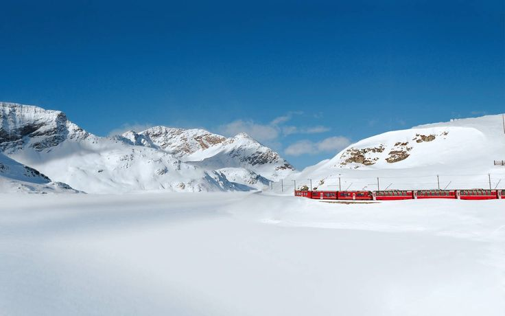 Rhaetian Railway RhB: Railway experiences in Graubünden - book online